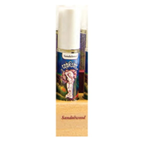 Roll-On Fragrance Yakshi Sandalwood 0.33 Oz by Yakshi Fragrances