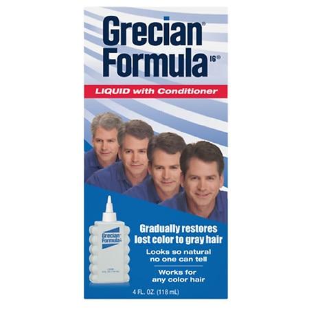 Grecian Formula 16 Grecian Formula Liquid Hair Color with Conditioner - 4.0 fl oz
