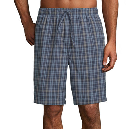 Stafford Pajama Shorts, Small , Blue