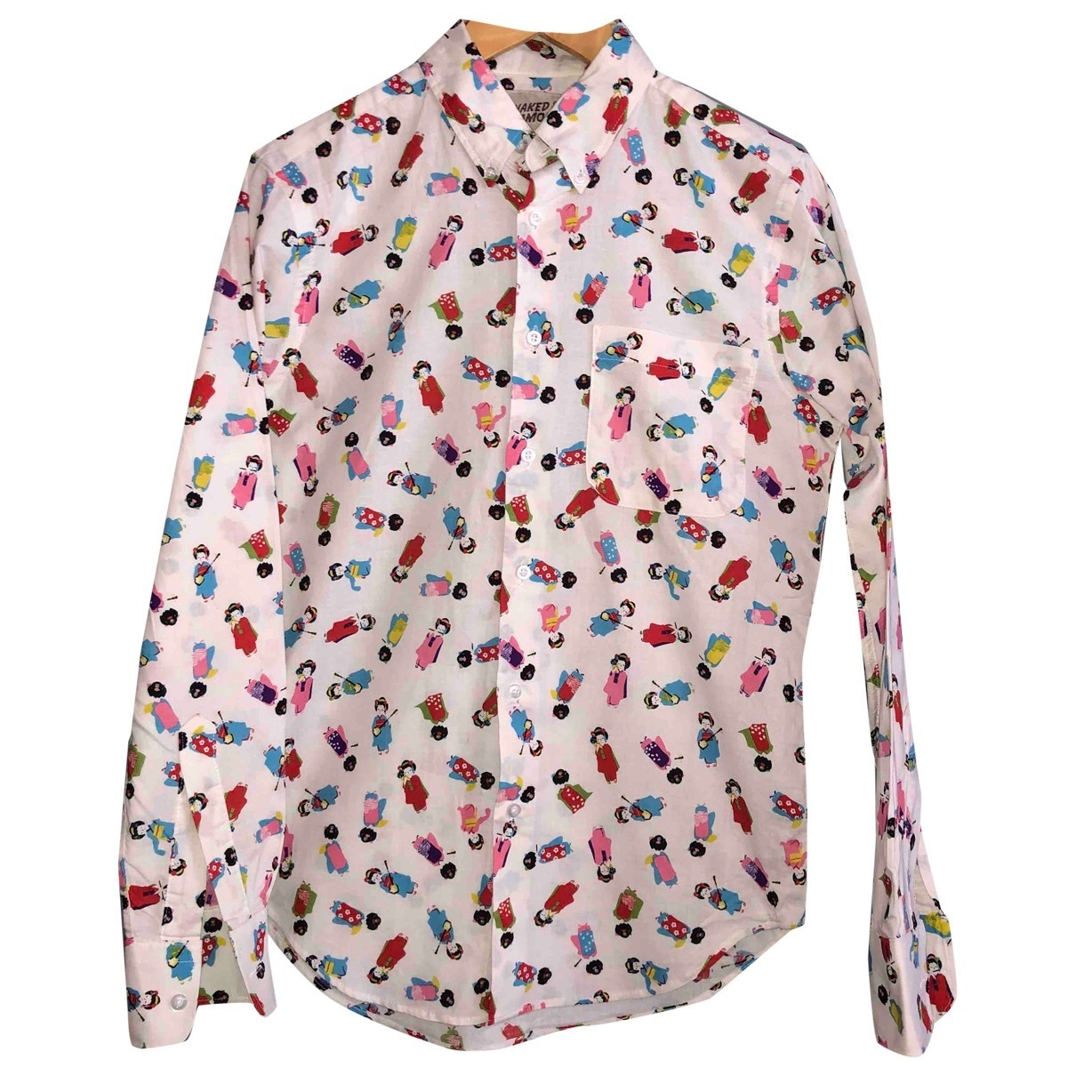 Naked & Famous \N Multicolour Cotton Shirts for Men S International