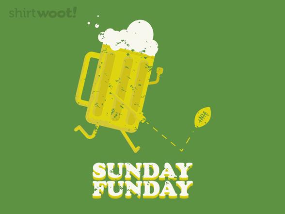 Sunday Funday! T Shirt