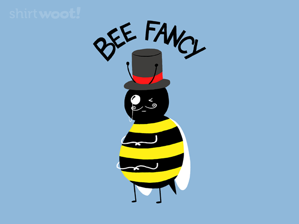 Bee Fancy T Shirt