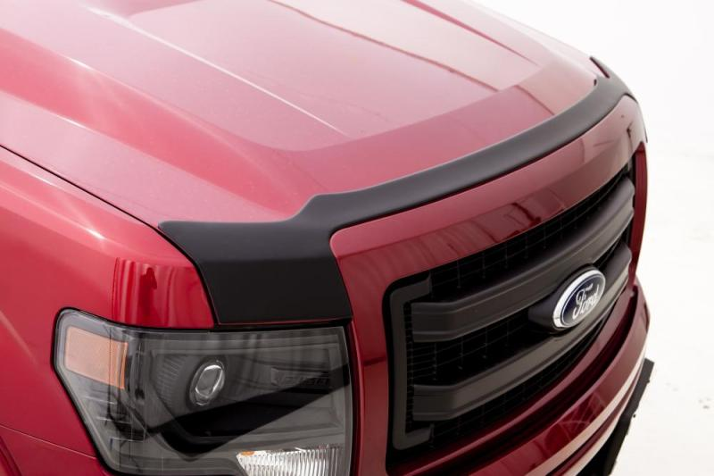 AVS 377096 Aeroskin Low Profile Hood Shield - Matte Black Ford F-150 2015-2018