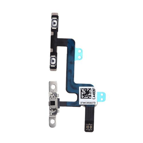 Replacement Assembly Parts Volume Connector Flex Cable Ribbon For iPhone 6