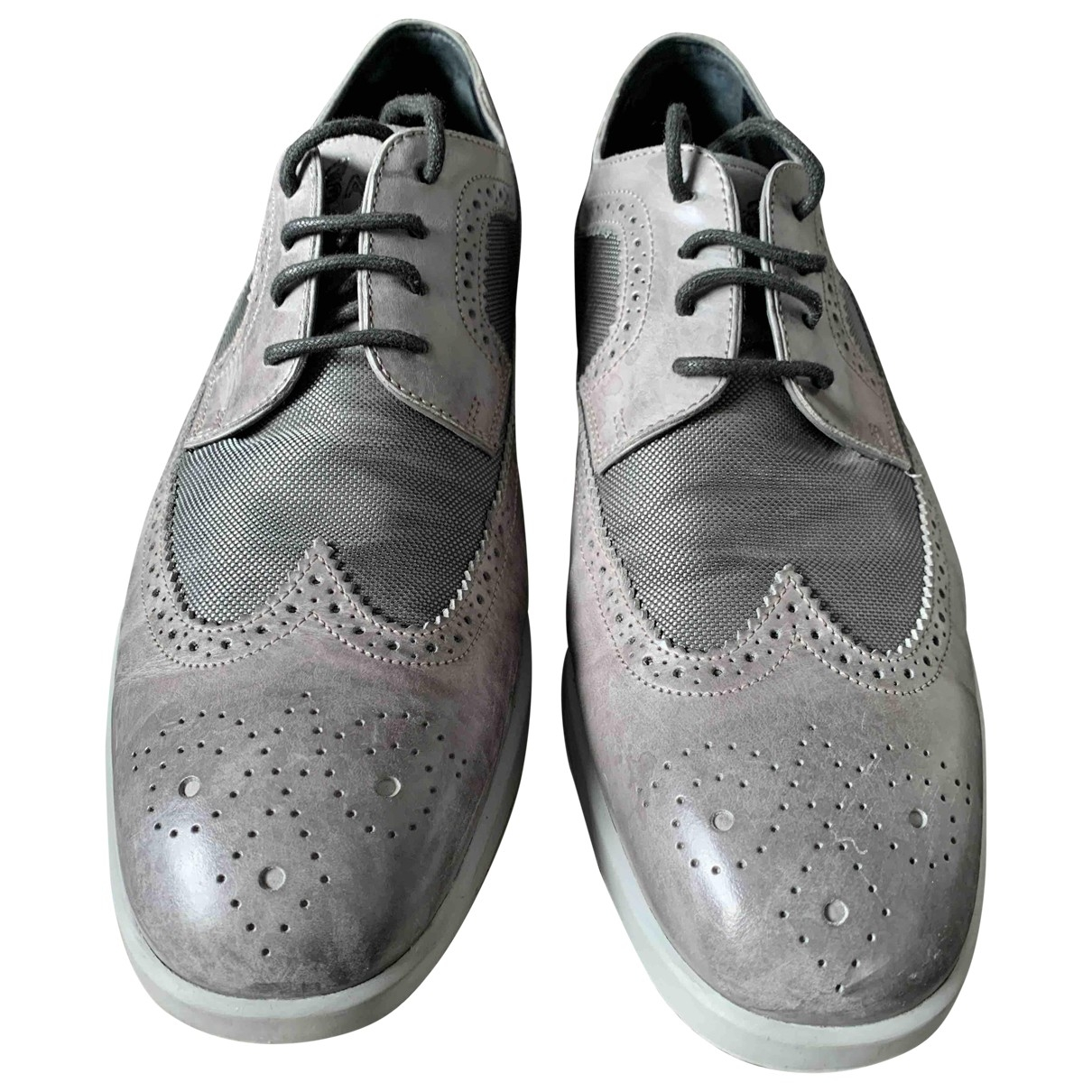 Hogan \N Cloth Trainers for Men 44.5 EU
