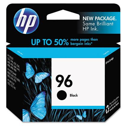 HP 96 C8767WN cartouche d'encre originale noire