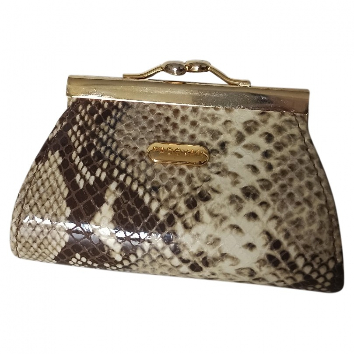 Luciano Padovan \N Purses, wallet & cases for Women \N