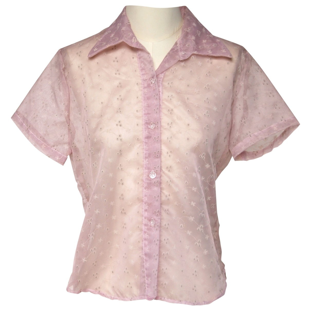 Non Signé / Unsigned \N Pink  top for Women L International