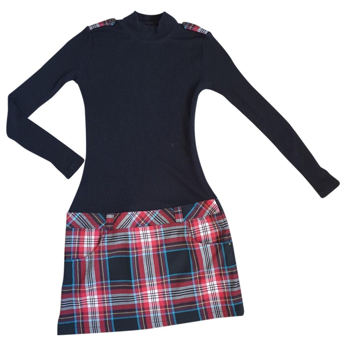 Jean Paul Gaultier \N Wool dress for Kids 16 years - M FR