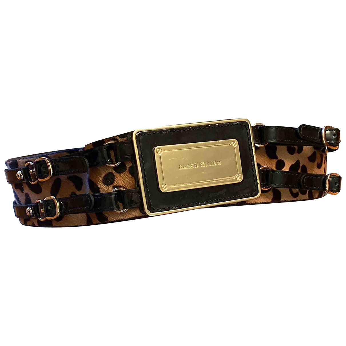 Karen Millen \N belt for Women 90 cm