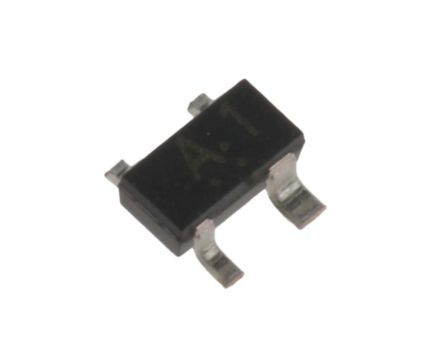 Toshiba 85V 100mA, Dual Silicon Junction Diode, 4-Pin SC-61 1SS272(F) (25)