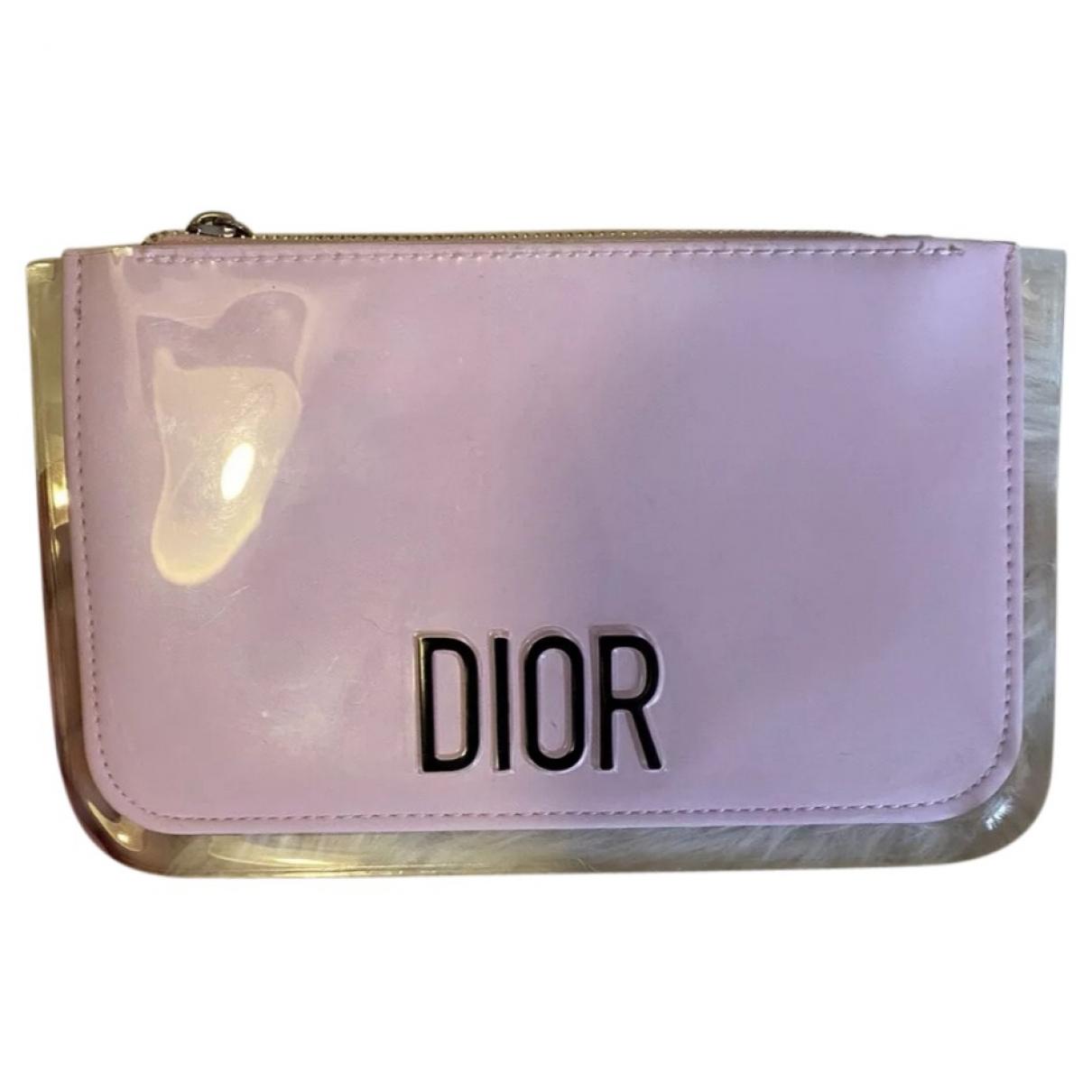 Dior \N Pink Clutch bag for Women \N