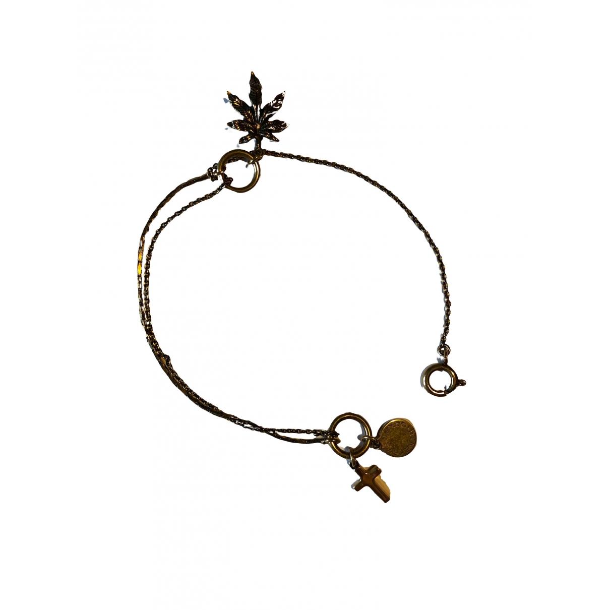 Stella Mccartney \N Gold Gold plated bracelet for Women \N