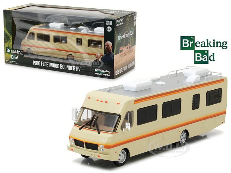 1986 Fleetwood Bounder RV