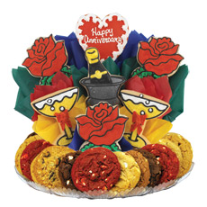 Anniversary Celebration Cookie BouTray™