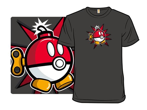 Pokebob Ball T Shirt