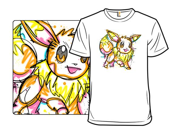 Eevee Pop T Shirt