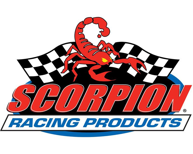 Scorpion Racing Products 3901 1.55 SBC 23* AFR EliminatorHead Shaft Mount  Endurance Set of 16