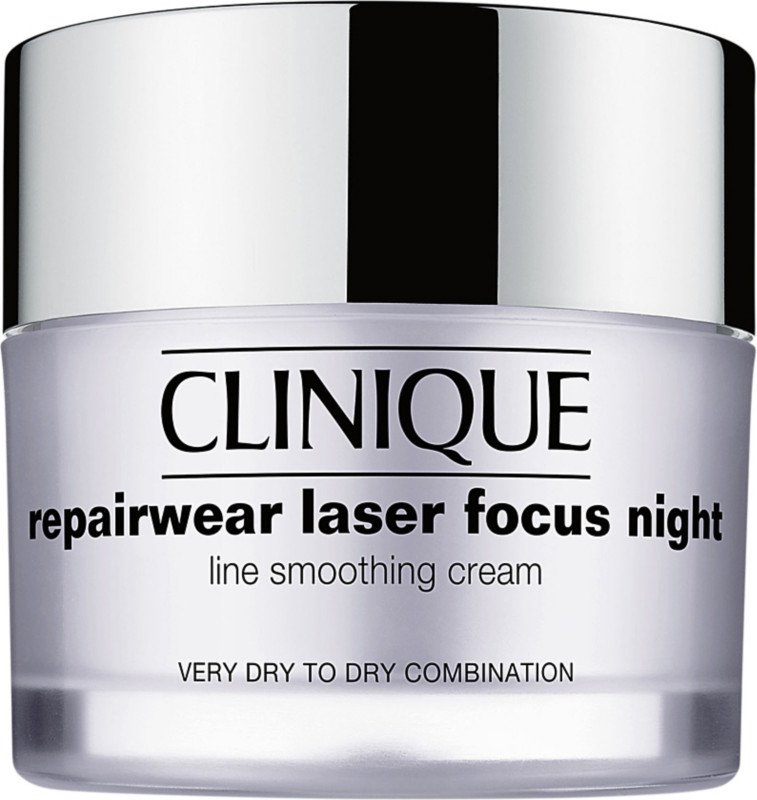 Repairwear Laser Focus Night Line Smoothing Cream Very Dry to Dry Combination