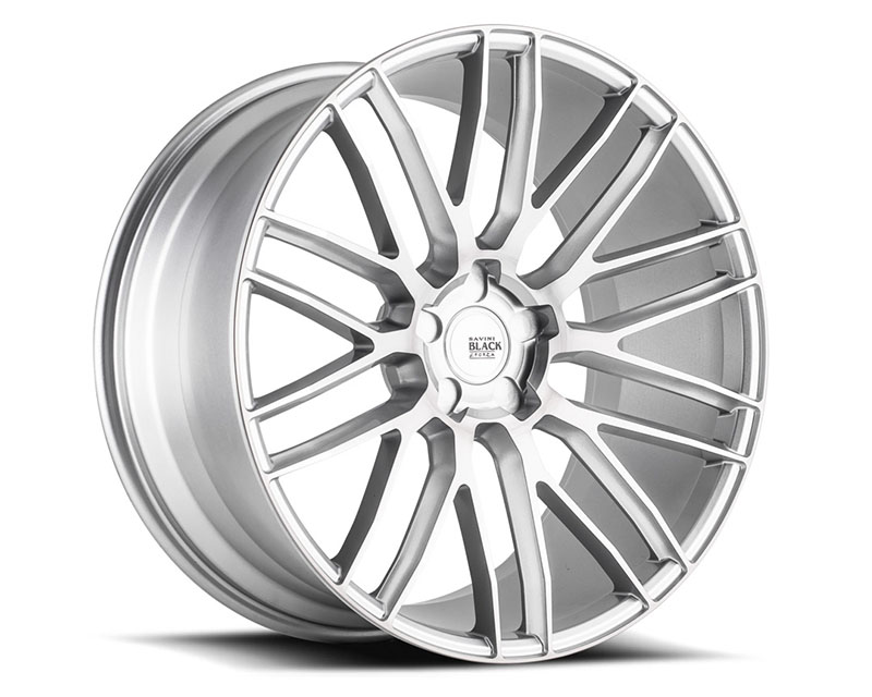 Savini BM13-20085547R4479 di Forza Brushed Silver BM13 Wheel 20x8.5 5x120.65 44mm