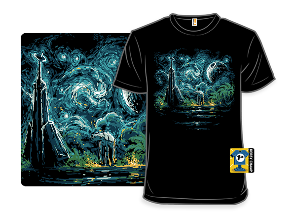Death Starry Scarif T Shirt