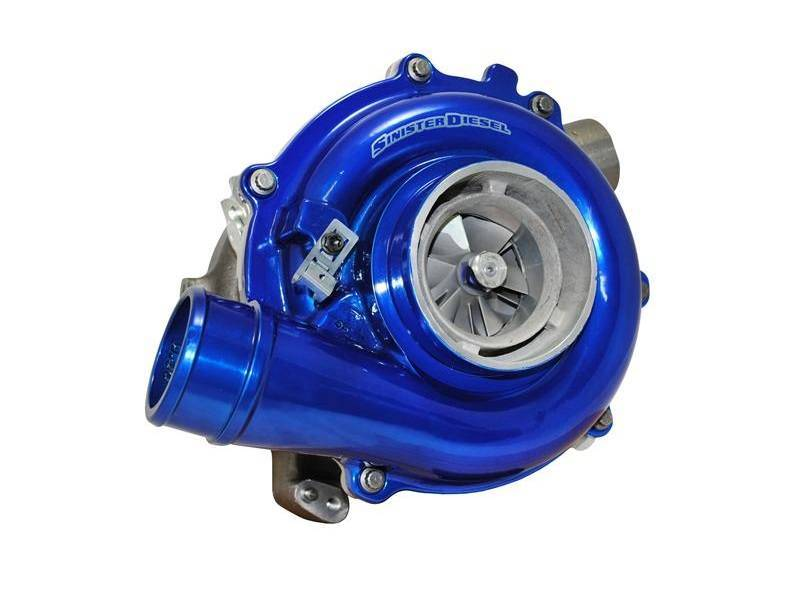 Sinister Diesel SD-PWRMAX-04 Turbo
