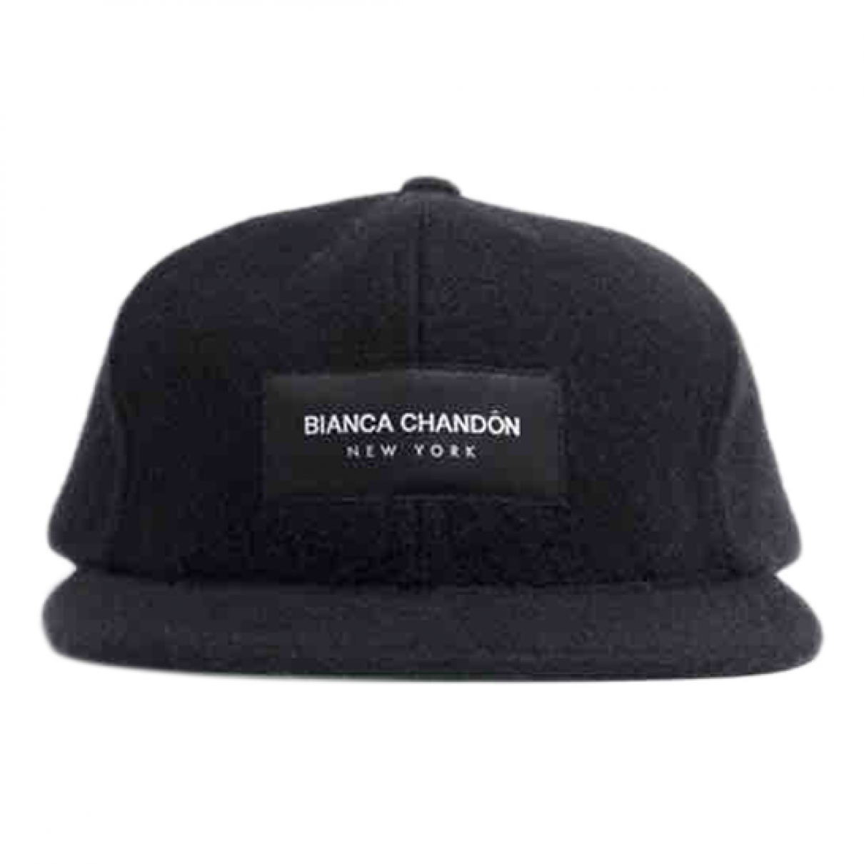Bianca Chandon \N Black Wool hat & pull on hat for Men M International