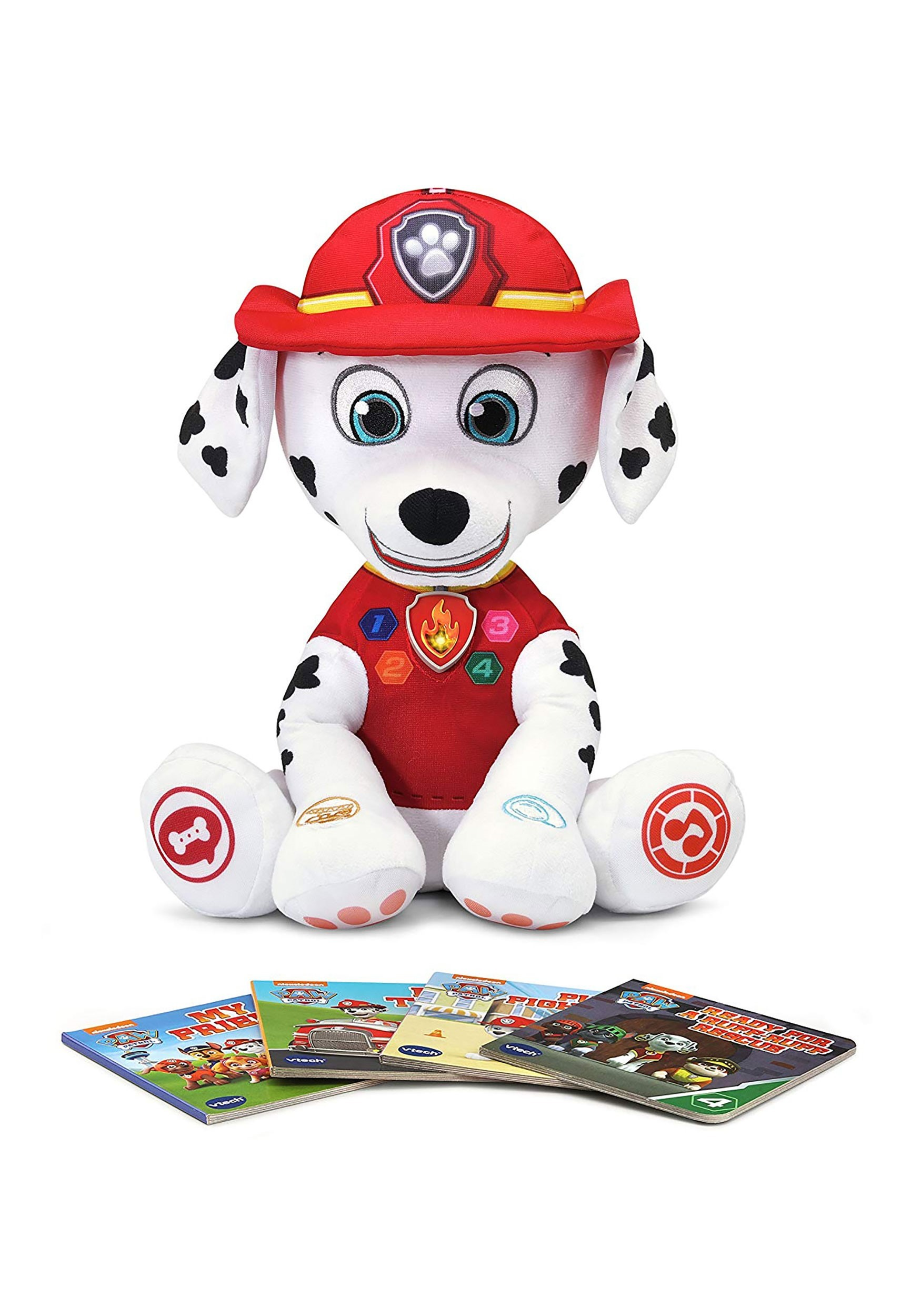 VTech Paw Patrol Marshall's Read-to-Me Adventure for Kids