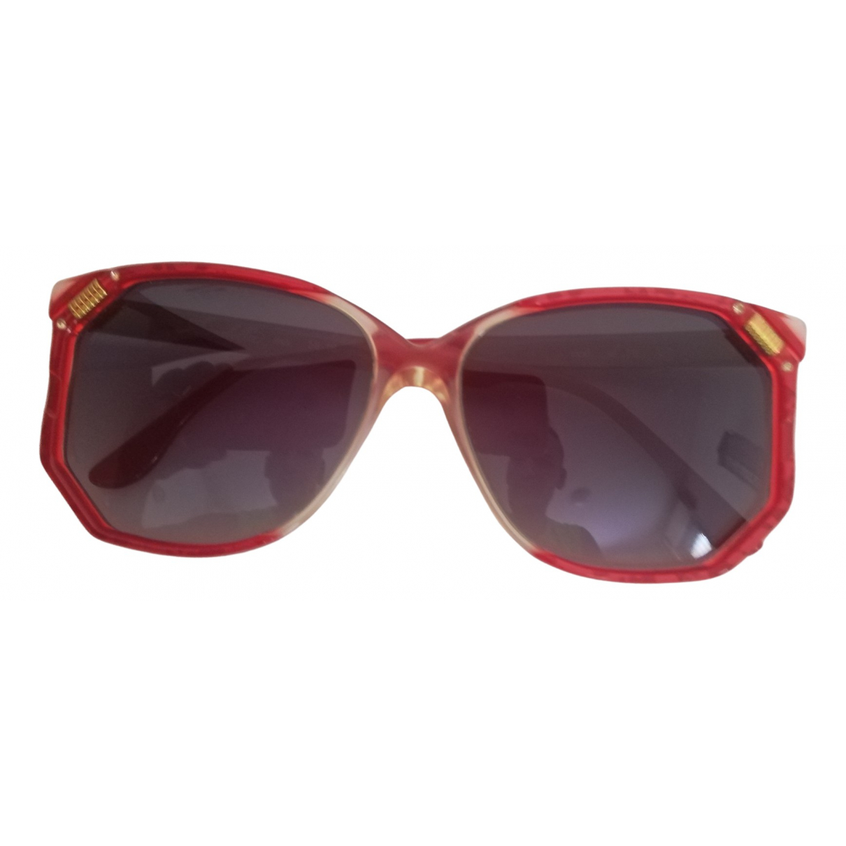 Annabella Pavia \N Red Sunglasses for Women \N