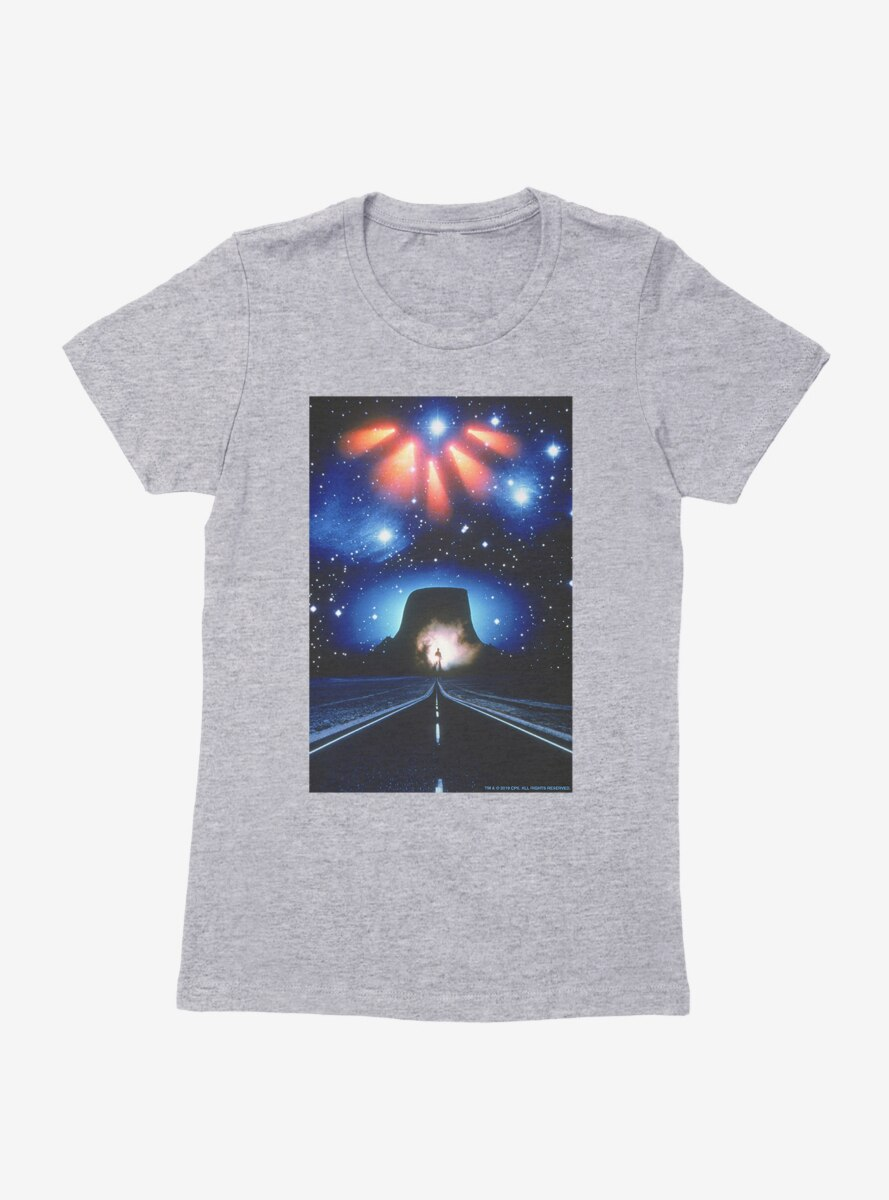 Close Encounters Of The Third Kind Hightway Womens T-Shirt
