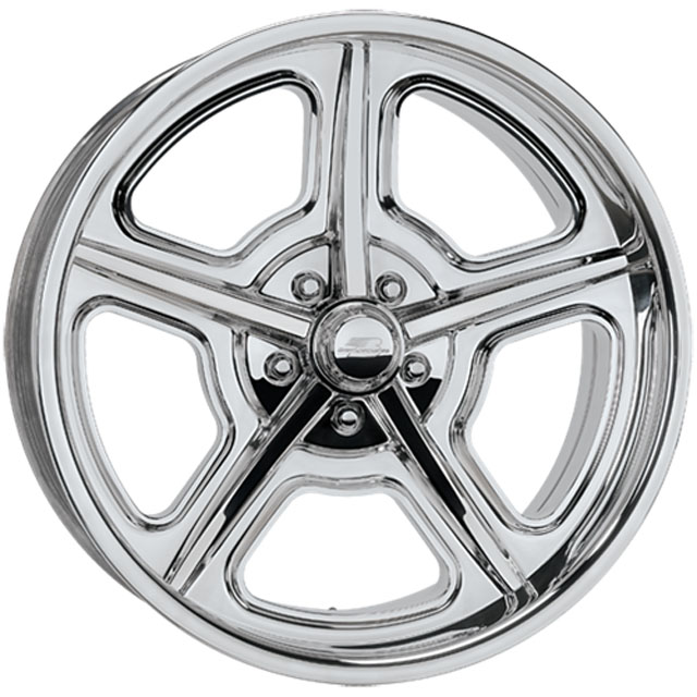 Billet Specialties VS55249Custom Heritage Wheel 24x9