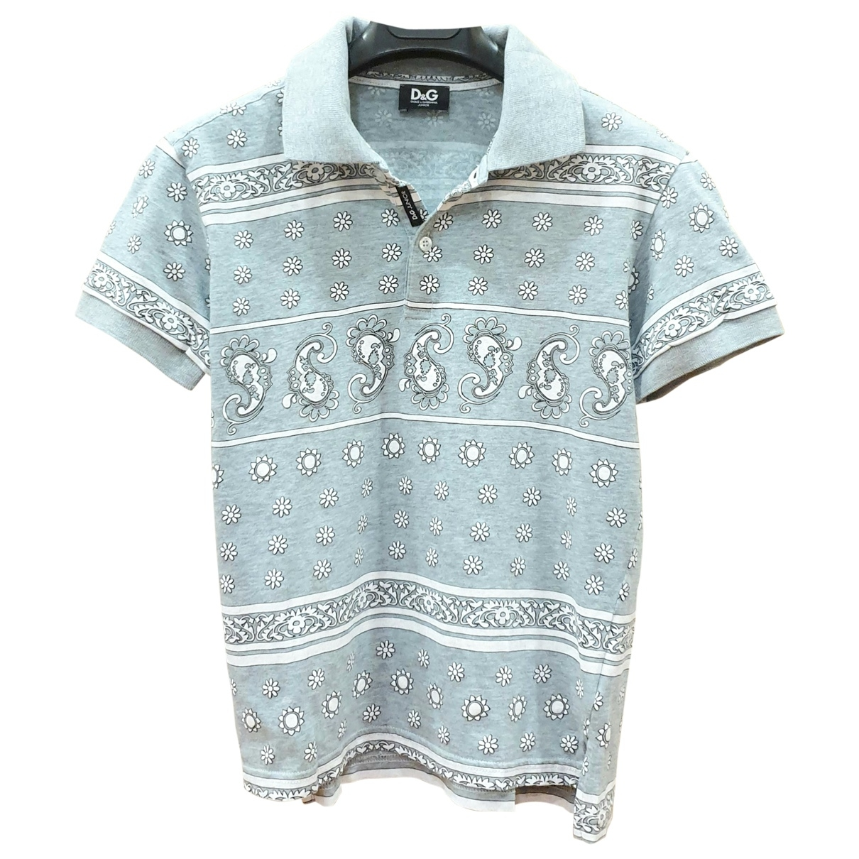 D&g \N Blue Cotton  top for Kids 8 years - up to 128cm FR