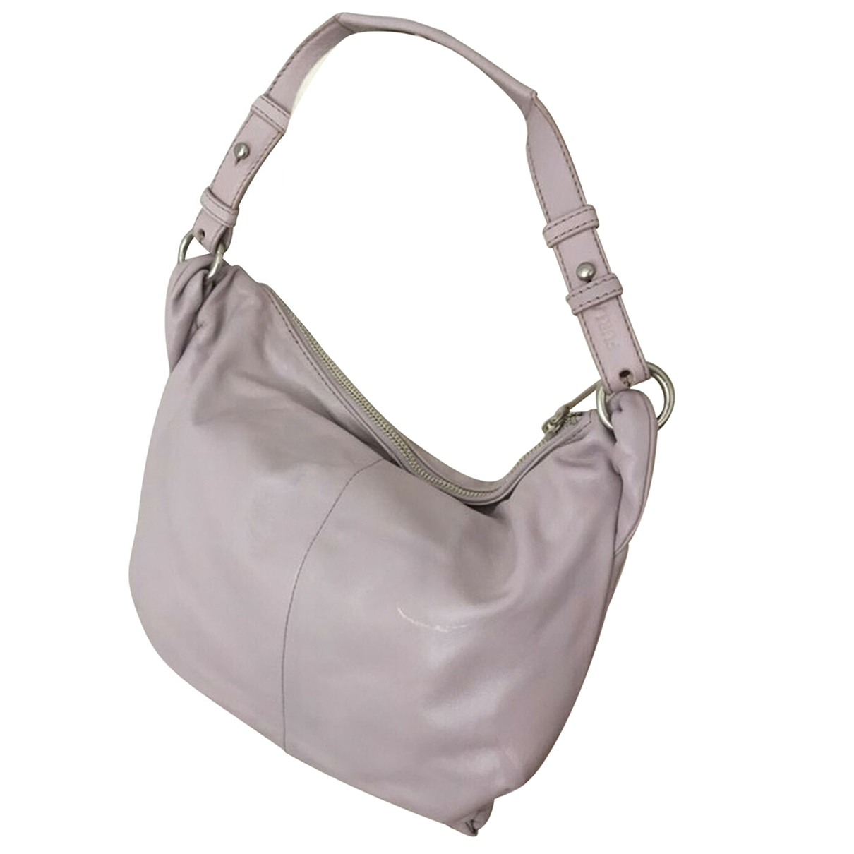 Furla \N Purple Leather handbag for Women \N