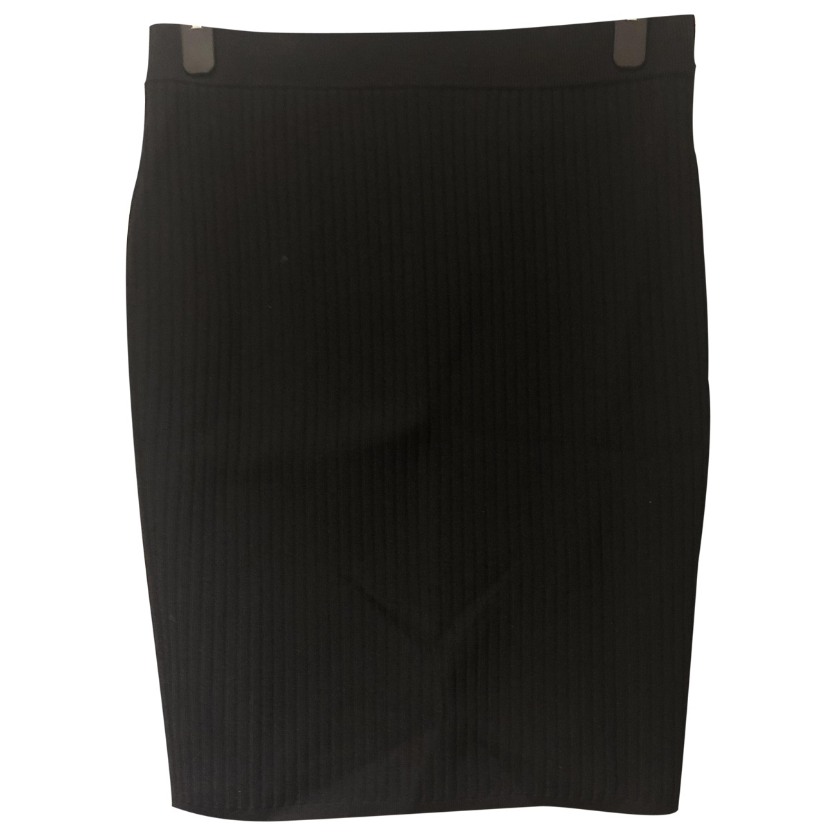 T By Alexander Wang \N Black skirt for Women L International