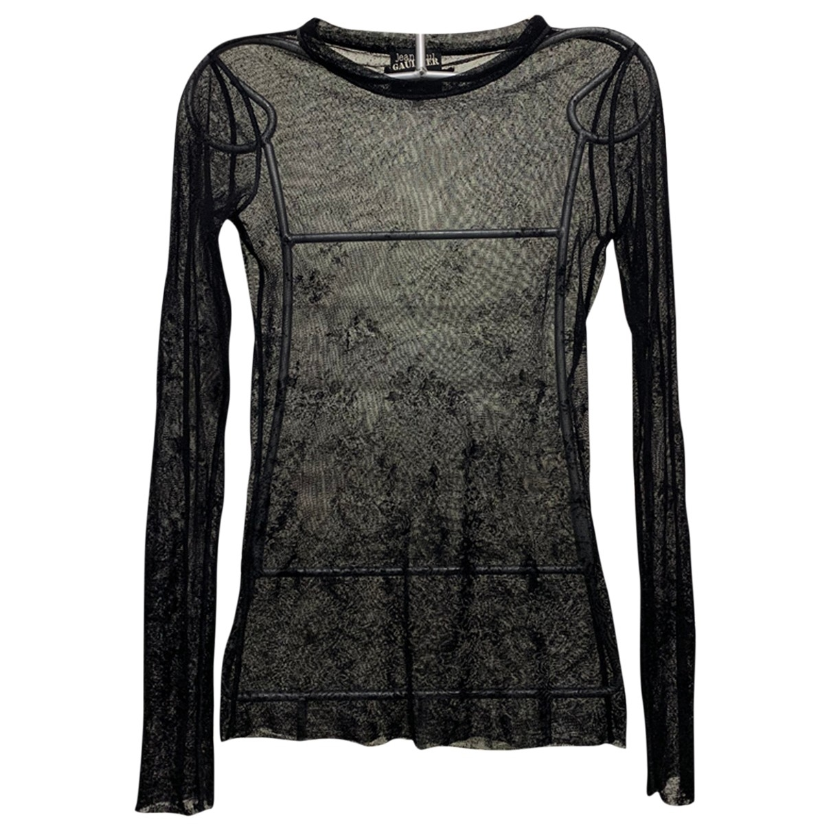 Jean Paul Gaultier \N Black  top for Women S International