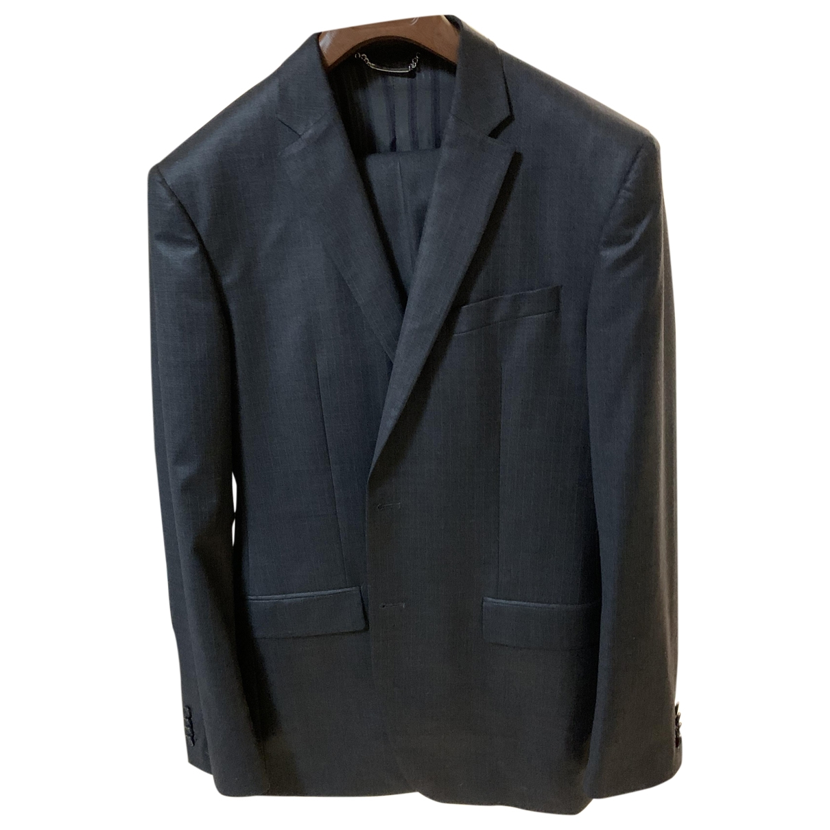 D&g \N Anthracite Suits for Men 52 IT