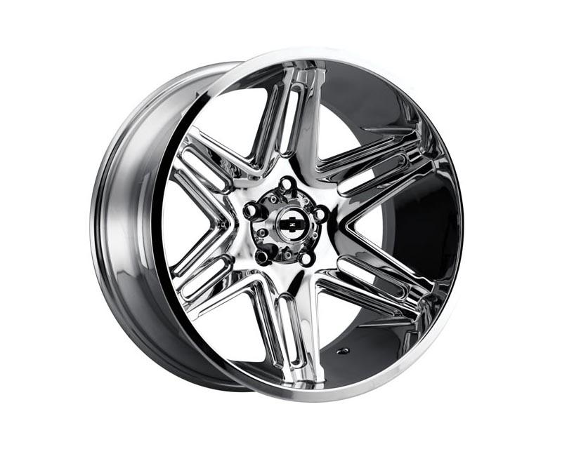Vision Wheels 363-20073C-25 Razor Wheel 20x10 5x1270x25 CSCHXX Chrome