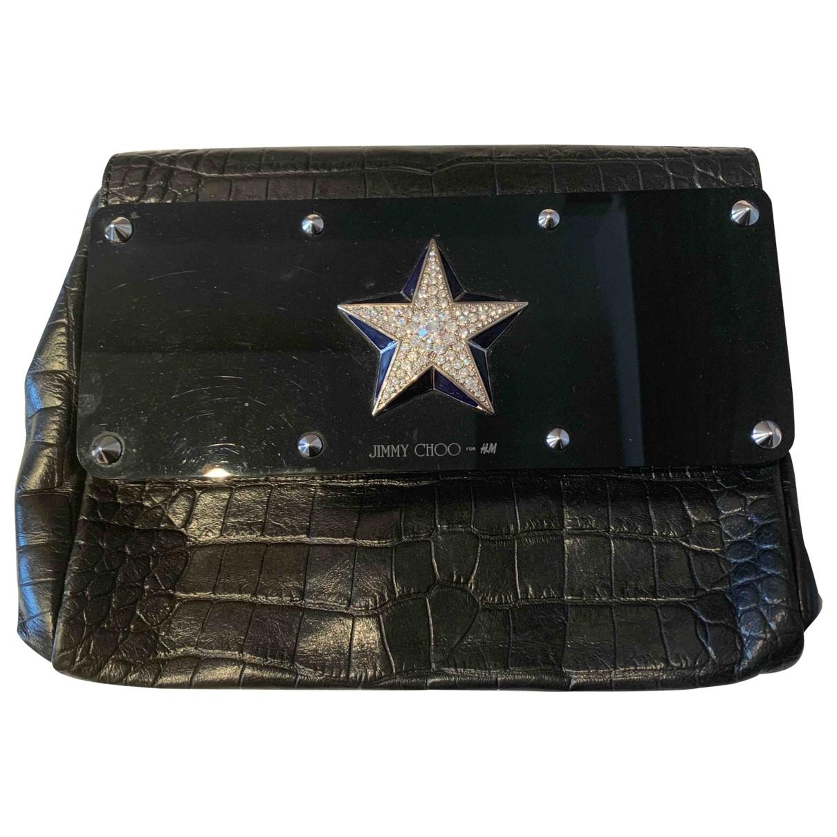 Jimmy Choo For H&m \N Black Clutch bag for Women \N