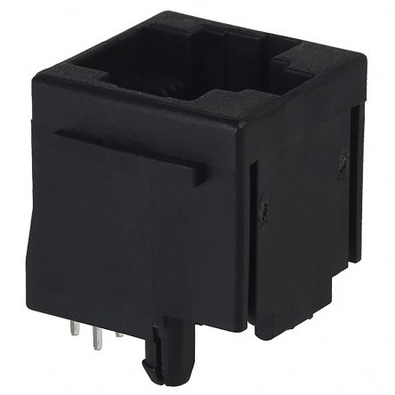 TE Connectivity , 5520260, Female Cat3 RJ45 Socket