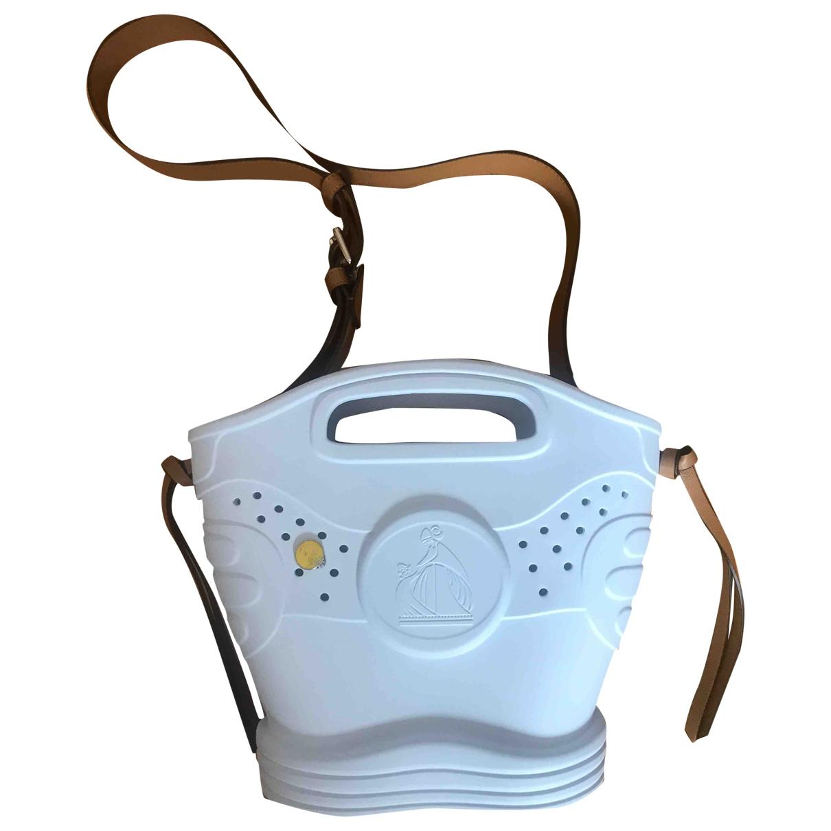 Lanvin \N Blue handbag for Women \N