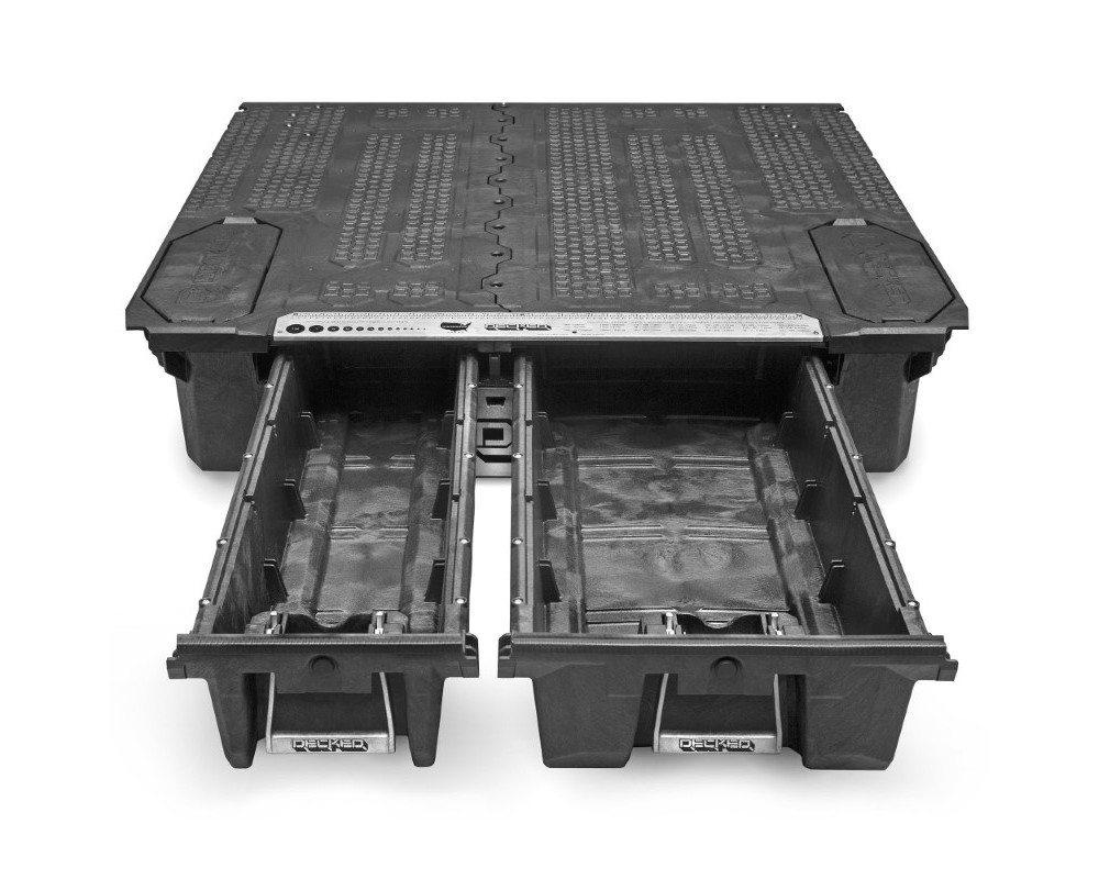Decked Truck Bed Organizer Ford Ranger w/ 5ft Bed 2019-2020