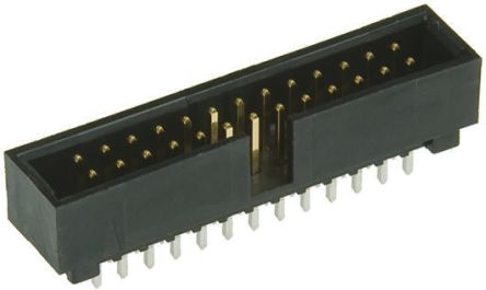 Molex , C-Grid, 70246, 40 Way, 2 Row, Straight PCB Header (5)
