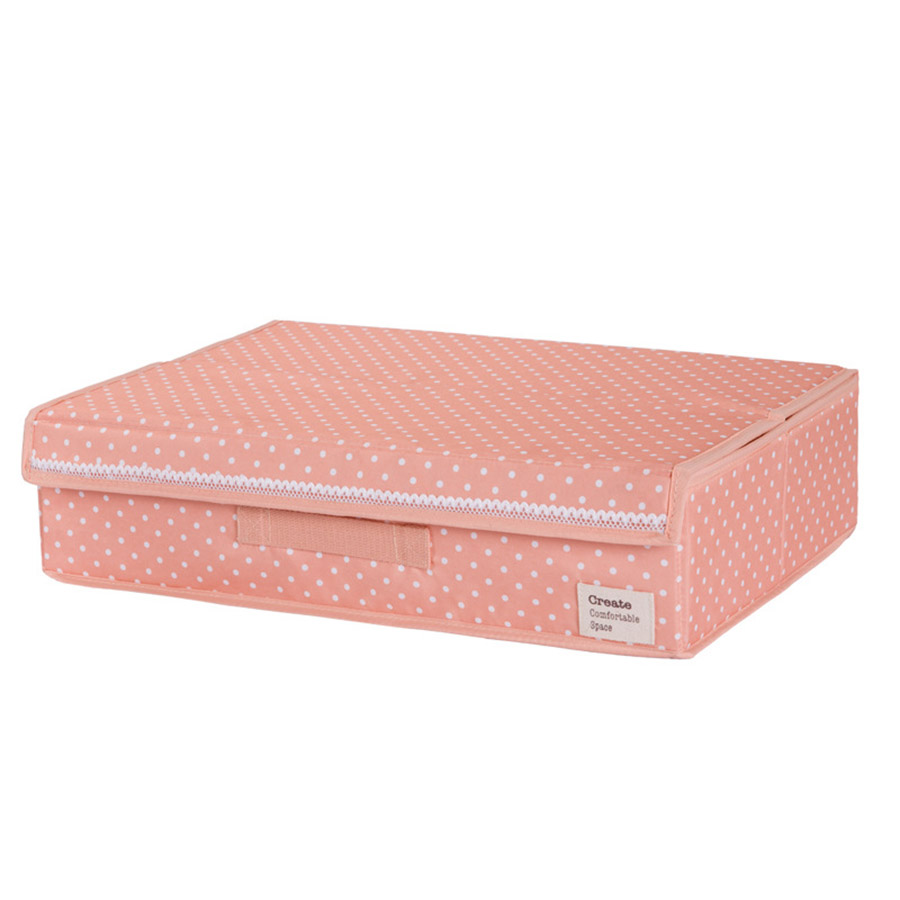 Washable Underwears Polyester Full Protection Storage Box