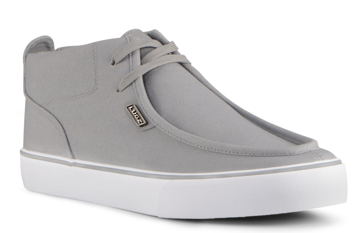 Men's Strider 2 Chukka Sneaker (Choose Your Color: ALLOY/WHITE/CHARCOAL, Choose Your Size: 10.5)