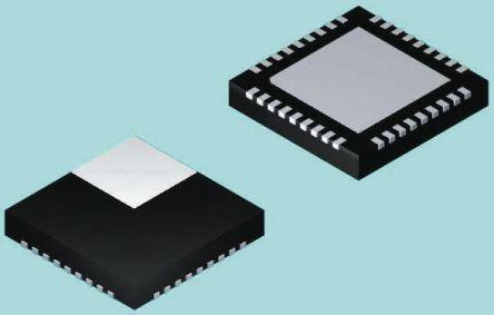 Microchip USB2240-AEZG-06, USB Controller, 35Mbps, USB 2.0, 3.3 V, 36-Pin QFN (2)