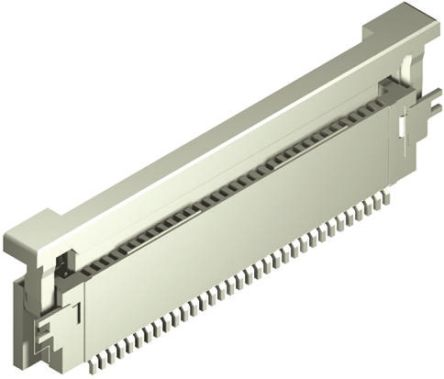 Molex Easy-On 54132 Series 0.5mm Pitch 33 Way Right Angle SMT Female FPC Connector, ZIF Bottom Contact (10)