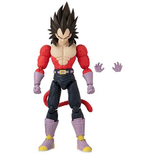 Dragon Ball Stars Super Saiyan 4 Vegeta Action Figure