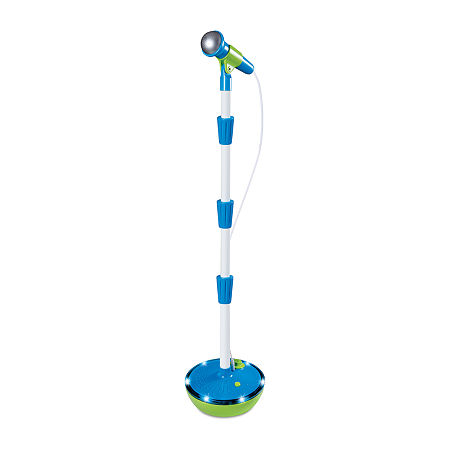 Discovery Kids Toy Microphone with Stand, One Size , Multiple Colors
