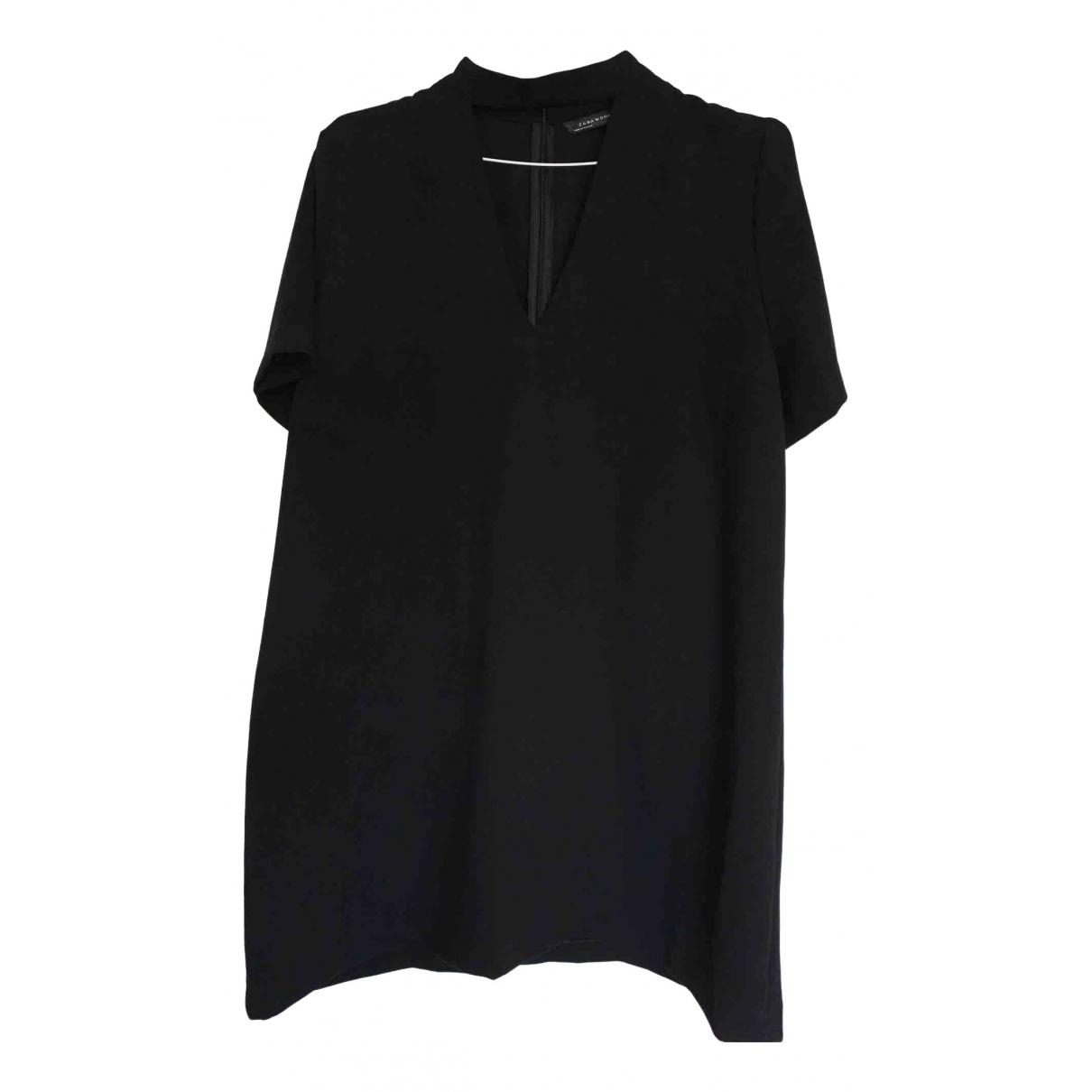 Zara \N Black dress for Women XL International