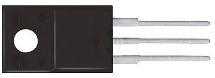 ON Semiconductor P-Channel MOSFET, 6.1 A, 60 V, 3-Pin TO-220F  FQPF11P06 (10)